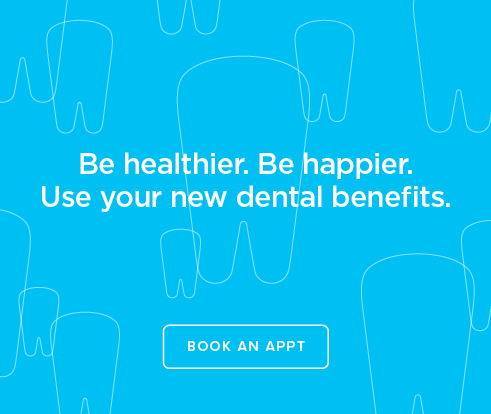 Be Heathier, Be Happier. Use your new dental benefits. - Conyers Smiles Dentistry and Orthodontics