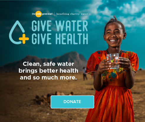 Clean, safe water brings better health and so much more. Donate now.